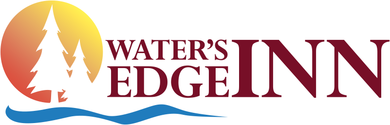 Water's edge inn logo in color