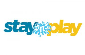 Stay 'n play logo
