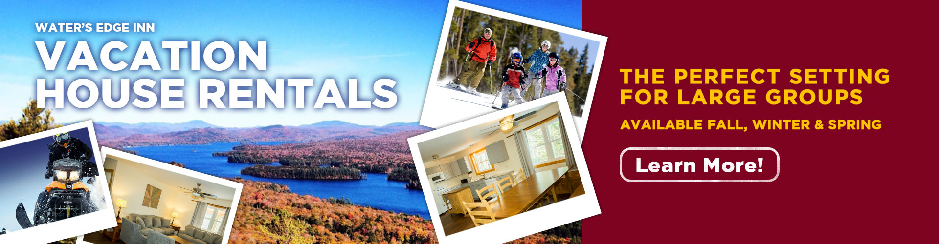 WEI Vacation House Rentals