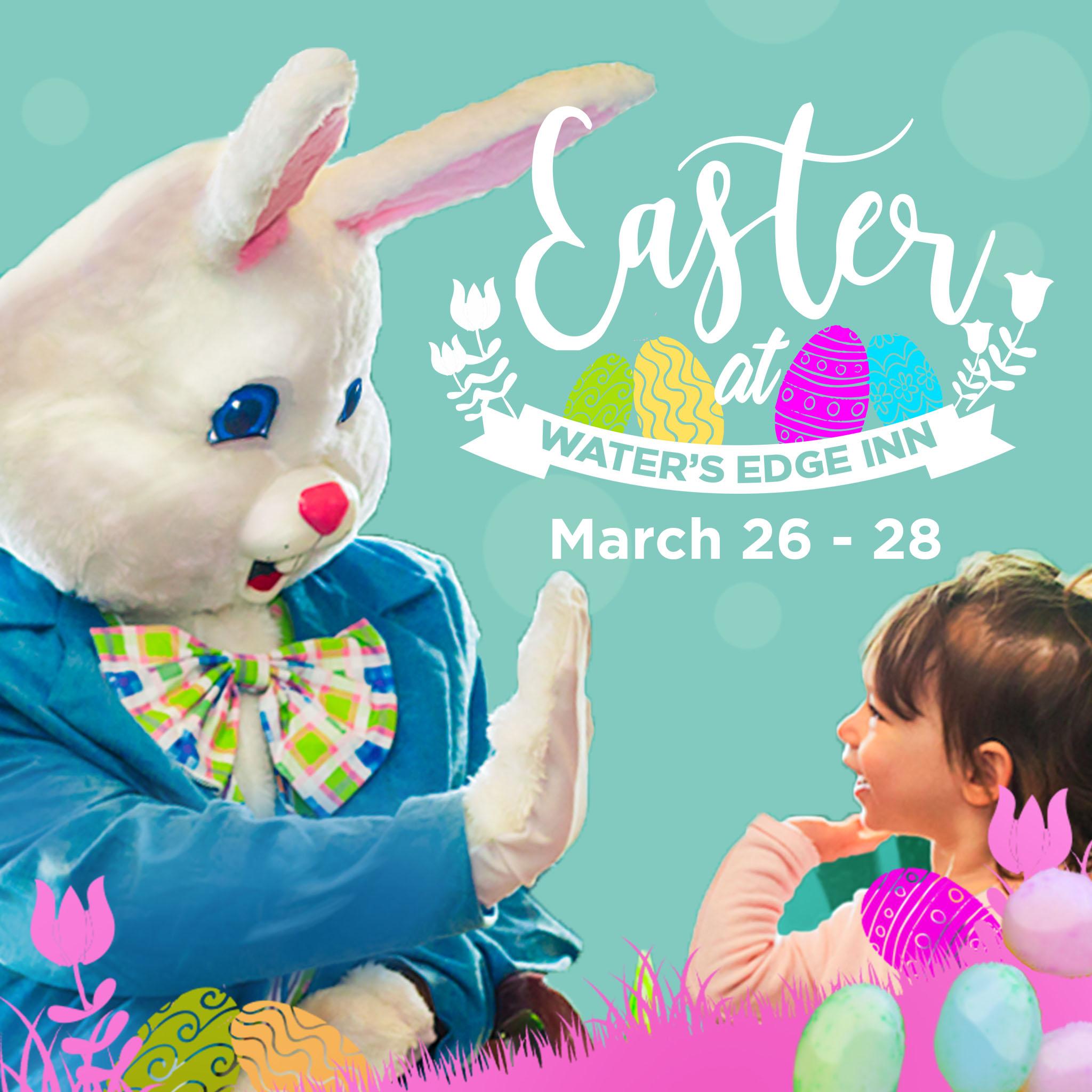 Easter At Water's Edge Inn